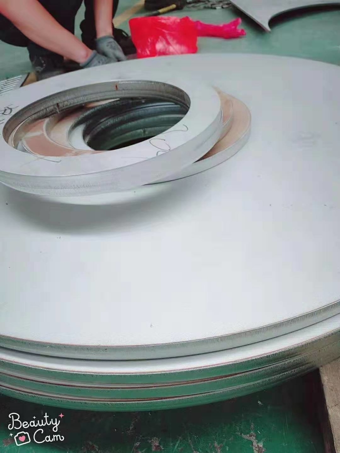 17-7PH Stainless Steel Plate Type 631 UNS S17700 DIN 1.4568 Stainless Steel Sheet